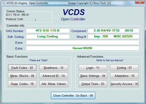 ross tech vcds