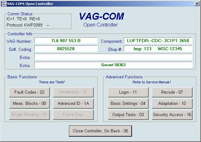 Secuirty Access S12345
