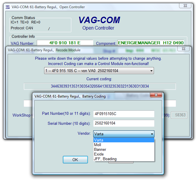 Vcds software free