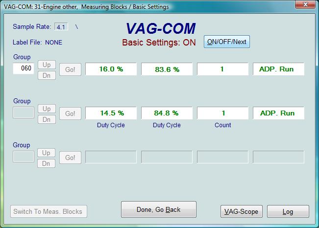 Gendan automotive products:: vag-com 409. 1 on windows 7.