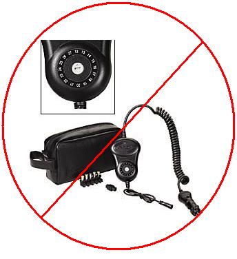 12V Power Adapter Warning