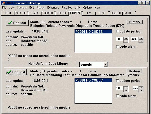 Ross-Tech: VCDS: DTC Comparison
