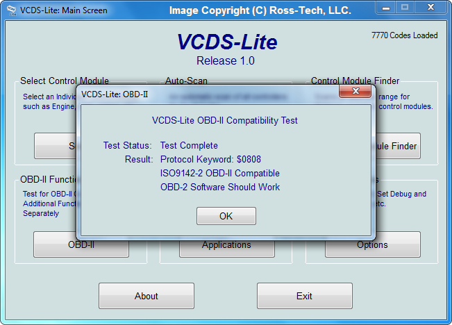 Ross Tech Vcds Lite Manual Generic Obd 2 Test