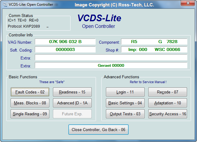 Vcds Lite 1 0 with Crack