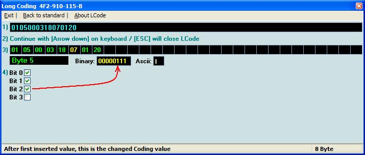 VWVortex com - Using the Long Coding Helper when checkboxes